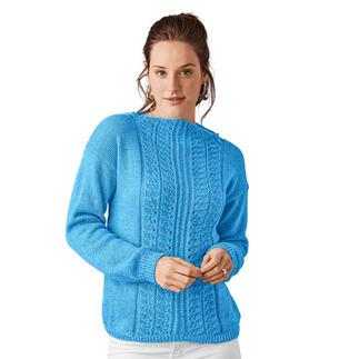 Anleitung 326/1, Pullover aus Balu von Pro Lana