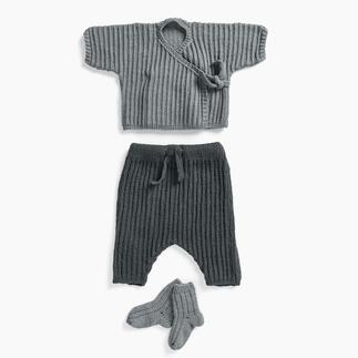 Anleitung 425/1, Baby Set aus Baby Merino von Rico Design