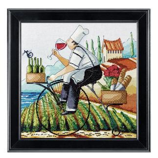 Stickbild - Fine Wine Momente für Genießer.