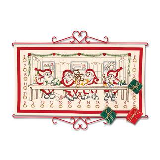 Adventskalender - Wichtelwerkstatt Weihnachtszeit ist Wichtelzeit