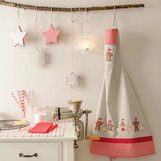 Schürze - Weihnachts-Bäckerei