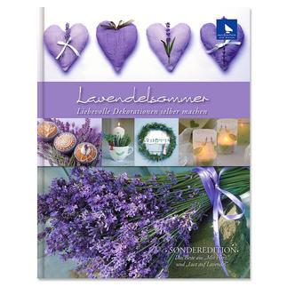 Buch - Lavendelsommer – Liebevolle Dekorationen selber machen