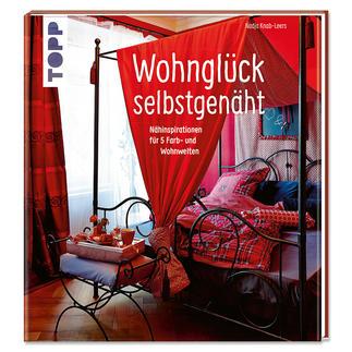 Buch - Wohnglück selbstgenäht