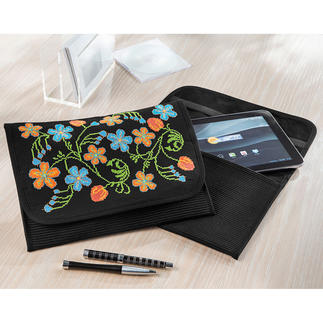 Tablet-Etui - Floral Kreative Geschenkideen
