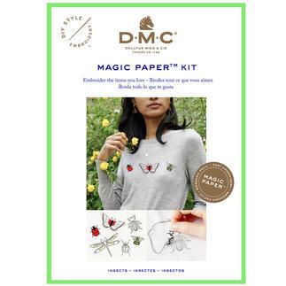 Magic Paper Stickkollektion - Insekten