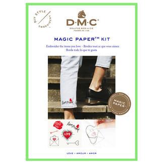 Magic Paper Stickkollektion - Liebe