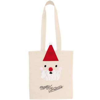 Tasche - Weihnachtsmann Easy Stitching – besonders einfache und schnelle Stick-Ideen.