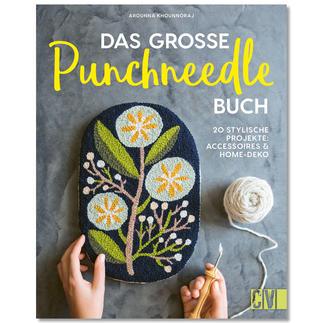 Buch - Das große Punchneedle-Buch