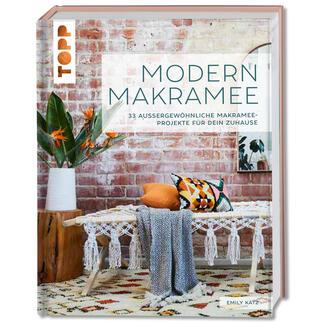 Buch - Modern Makramee