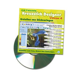 Kreuzstich Designer Kreuzstich-Designer Kreuzstich-Designer – Erstellen Sie Ihre eigenen Stickvorlagen am PC.