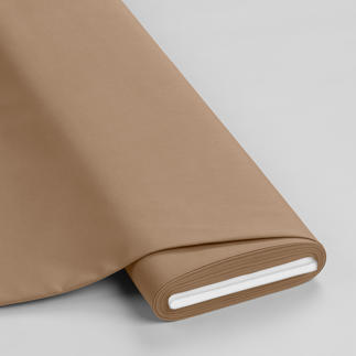 Meterware - Basic-Stoffe, Braun Basic-Stoffe aus Baumwolle