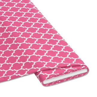 Meterware - Tiles, Pink Rosé & Bleu – Die Trendfarben des Jahres