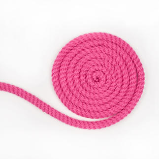 Meterware - Parkakordel, Pink