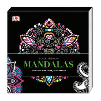"Buch ""Black Premium – Mandalas"" Ausmalbuch ""Black Premium – Mandalas"""