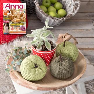Äpfel aus Anna 9/18