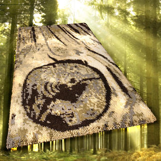 Teppich - Forest