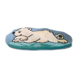 Formteppich - Kleiner Eisbär