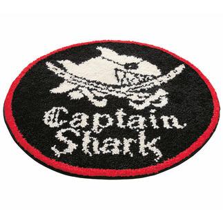 Teppich - Captain Shark Teppiche fürs Kinderzimmer.