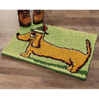 Fußmatte - Waldi