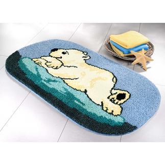 Badserie - Kleiner Eisbär