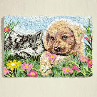 Wandbehang - Tiffy und Tom