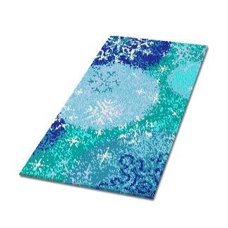 Teppich - Dalarna Teppich mit winterlichen Motiven