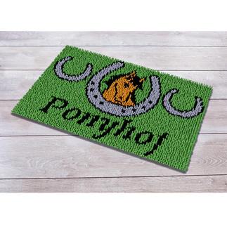 Fußmatte - Ponyhof