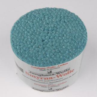 Smyrna-Knüpfpack, 50 g Für Ihre eigenen Entwürfe: hochwertige Junghans-Garne zum Knüpfen Für Ihre eigenen Entwürfe: hochwertige Junghans-Garne zum Knüpfen