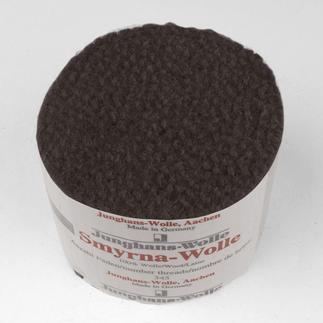 Smyrna-Knüpfpack, 50 g, Kastanie Für Ihre eigenen Entwürfe: hochwertige Junghans-Garne zum Knüpfen Für Ihre eigenen Entwürfe: hochwertige Junghans-Garne zum Knüpfen