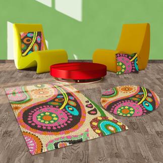 Teppich oder Kissen - Boteh Teppich - Boteh