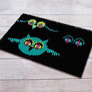 Fußmatte - Nachteulen