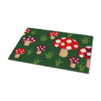 Fußmatte - Fliegenpilze