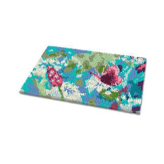 Fußmatte - Springtime Pflegeleichte Fußmatten