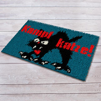 Fußmatte - Kampfkatze