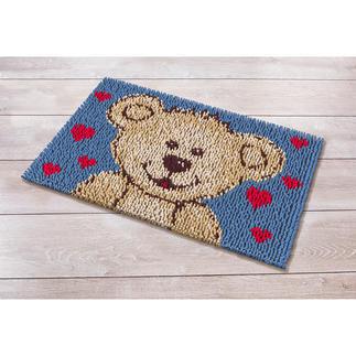 Fußmatte - Teddy Pflegeleichte Fußmatten.