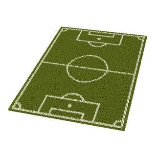 Teppich - Fußballfieber