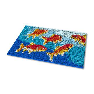 Fußmatte - Goldfische