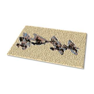 Fußmatte - Vogelzug