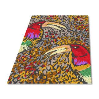 Teppich - Tukan