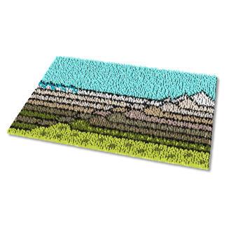 Fußmatte - Bergsee