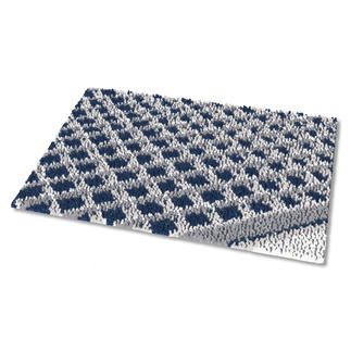 Fußmatte - Gitterrost