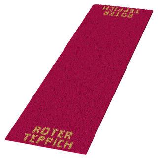 Teppich - Roter Teppich