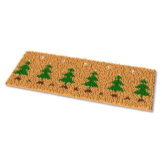 Fußmatte - Tannen