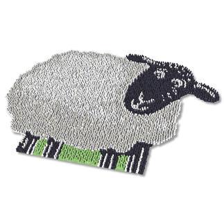 Formteppich - Schaf Schärry
