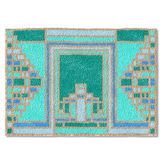 Wandbehang - Bewegung, B-Ware