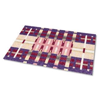 Kreuzstich-Fußmatte - Sathmar, Orient Gestickte Fußmatten - besonders strapazierfähig