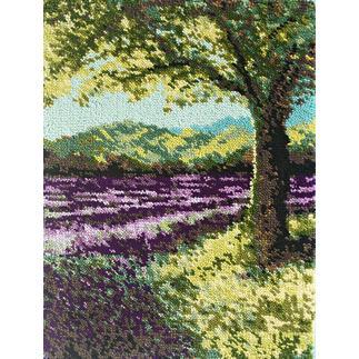 Wandbehang - Lavendel