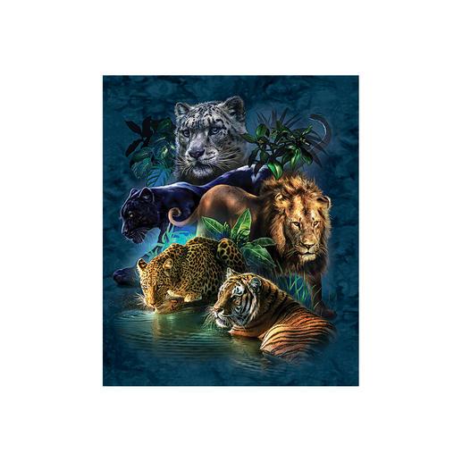 Puzzle - Raubkatzen