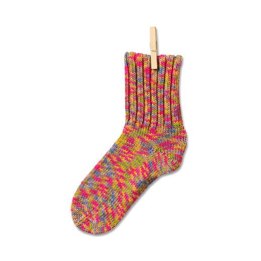 Sockenwolle Freizeit-Color, 4-fädig von Junghans-Wolle