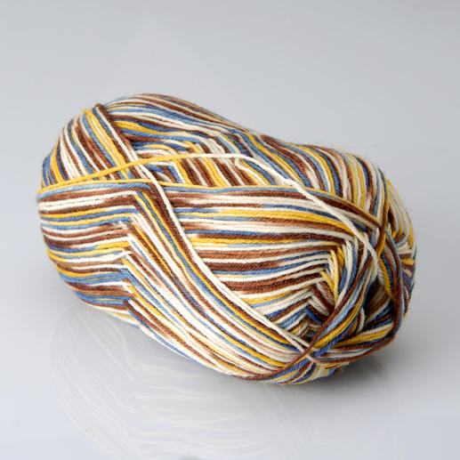 Freizeit-Color, 4-fädig von Junghans-Wolle